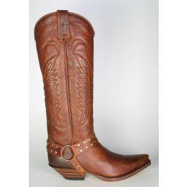 9fc8604a36baf7 Boots By Boots - 7167 Sendra Cowboystiefel Hochschaft Evolution Tang -  Langschaftstiefel - Men