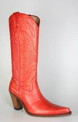 bester Wert 71d30 90dcf cowboystiefel rot refugium