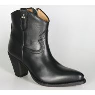 30237 Cherry Cool Ankle boots Crust Black