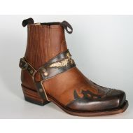 7811 Sendra Biker Britnes Flo. Marron Evolution P