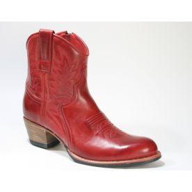10163 Sendra Boots Ciclon Rojo