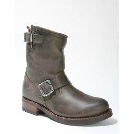 10849 Sendra Boots Lammfell Chiquita Floter Dark Taupe