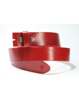 101 Vittozzi Wechselgürtel rot
