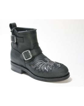 12210 Sendra Boots Carol Negro Lavado