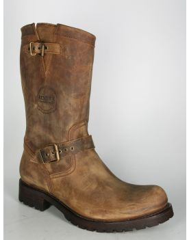 13416 Sendra Boots Engineer Mighty Lavado
