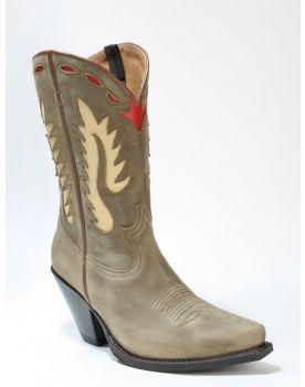 15351 Sendra Cowboystiefel Flota Flint Lavado