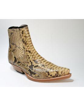 1692 Sendra Boots Stiefeletten Python Panizo