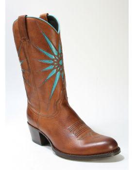 17247 Sendra Boots Cowboystiefel Debora Salvaje Cuoio