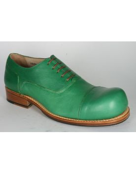 181 HOBO Schnürschuhe CHARLY MARCELLE Green