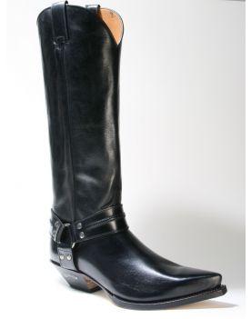 9397 7167 Sendra Boots Hochschaftstiefel Ciclon Negro
