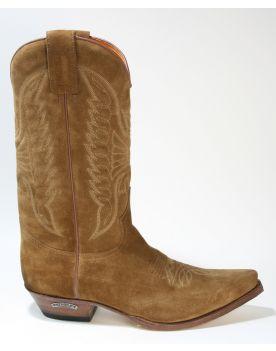 2073 Sendra Cowboystiefel Serraje Tabaco