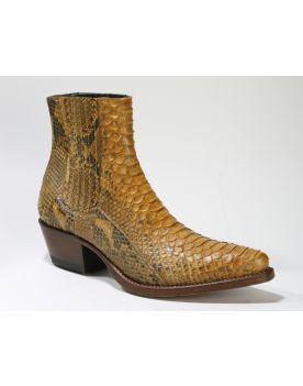 2496 Mayura Boots Stiefeletten Python Cuero