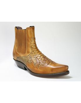 2500 Mayura Boots Stiefeletten Cuero Python