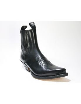 2581 Sendra Boots Stiefeletten Flora Negro