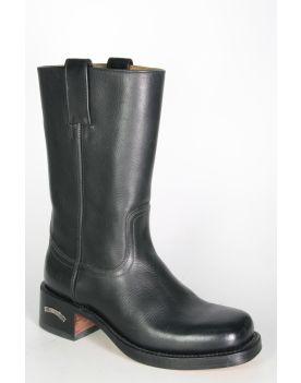 3162 Sendra Farmer Boots Negro kurzer Sch