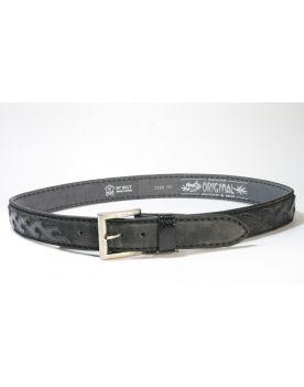 3210 Original Belts Black Python
