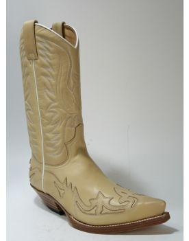 3241 Sendra Boots Westernstiefel Salvaje Corda