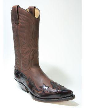 3241 Sendra Cowboystiefel IBIZA Flor. Fuchsia Spr. 7004 2