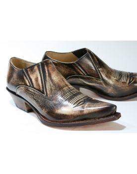4134 Sendra Schuhe Denver Canela Dirty