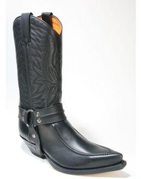 4547 Sendra Cowboystiefel Negro
