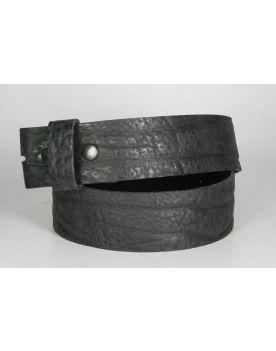 50357 Vittozzi Wechselgürtel Breite 5 cm Schwarz