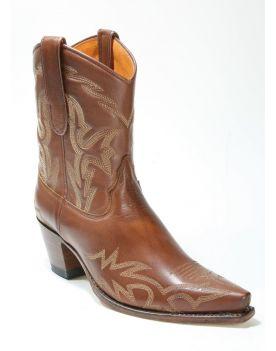 5300 Sendra Cowboystiefel Judy Kurzschaft Salvaje Polimax