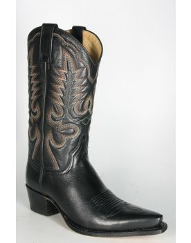 5335 Sendra Cowboystiefel Judy Negro