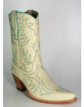 5402 Sendra Cowboystiefel Judy Hueso
