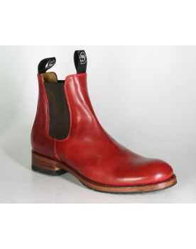 5595 Sendra Chelsea boots Kaspar Rojo ROT