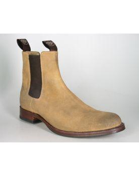 5595 Sendra Chelsea boots Wildleder Brush