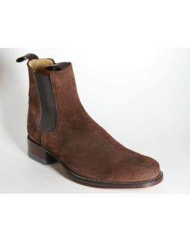 5595 Sendra Chelsea boots TRAVOLTA Serr. Marron