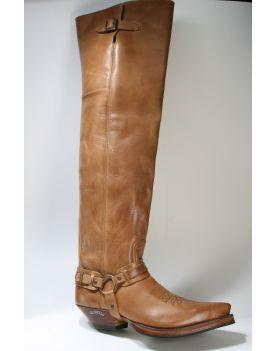 7977 Sendra Boots Overknees Snowbut Light