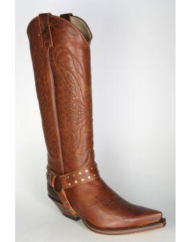 7167 Sendra Cowboystiefel Hochschaft Evolution Tang