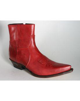 7826 Sendra Stiefelette Ciclon Rojo