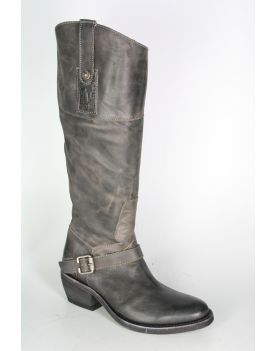 9204 Sancho Schaftstiefel Point Notte