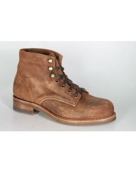 9797 Sendra Boots Schnürstiefel MILLES Old Martens Cuoio