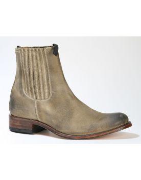 9895 Sendra Boots Furlan Serr. Natural Wildleder