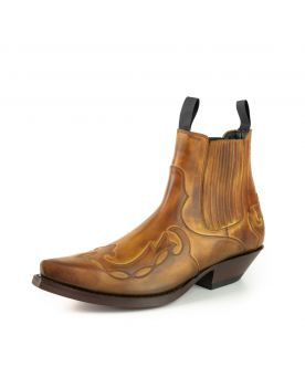 1931 Mayura Boots Stiefeletten Cuero