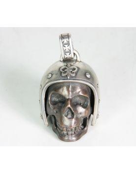 0303 Anhänger JJJ LA Totenkopf skull