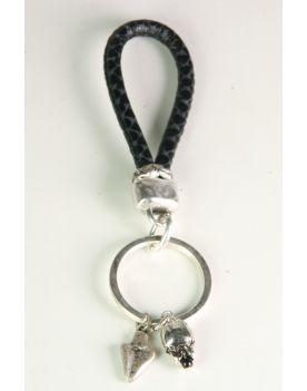 L701 Schlüsselanhänger XXL Hardwear Barcelona skull