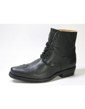 505 Stars and Stripes Henderson Black Herren  Schnürstiefel
