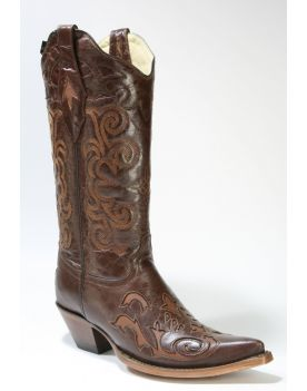 WBL-03 LADY Stars and Stripes Cowboystiefel
