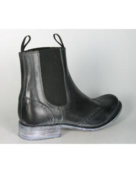 10049 Sendra Chelsea boots Grafit