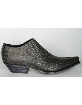 10063 Sendra Mezcal Schuhe Antracita