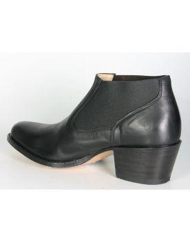 10854 Sendra Schuhe Debora Negro