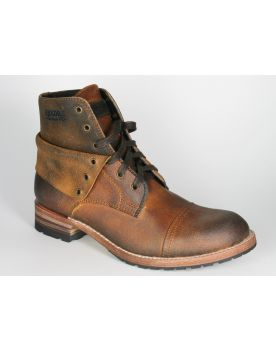 Boots By Boots 3492 HOBO Schnürschuhe AFGHAN ML Curry