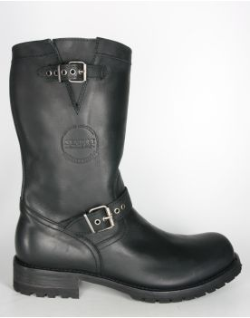 13416 Sendra Boots Engineer Mighty Negro