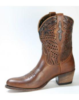 15076 Sendra Cowboystiefel Debora Evolution Tang