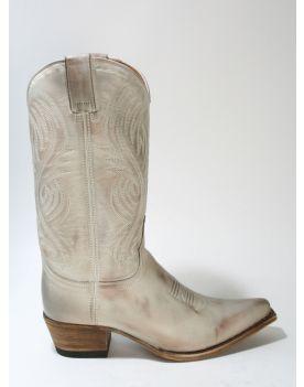 16456 Sendra Boots Cowboystiefel GENE Avorio