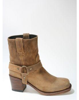 16544 Sendra Boots TOLEDO Old Martens Cuoio